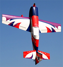 "Extra 330L 36"" Electric RC Airplane ARF, Returned"