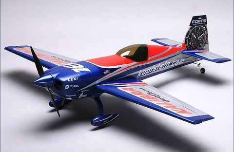 Extra 330 1400mm/55'' EPO Brushless Sports Aerobatic 3D RC Plane Airplane PNP