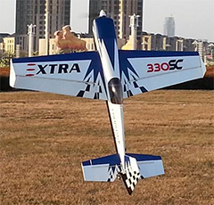 Goldwing ARF-Brand 57in EXTRA330SC 50E RC Plane B