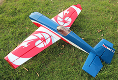 Skyline Extra 330SC 70 60'' 3D Aerobatic RC Plane Red ARF