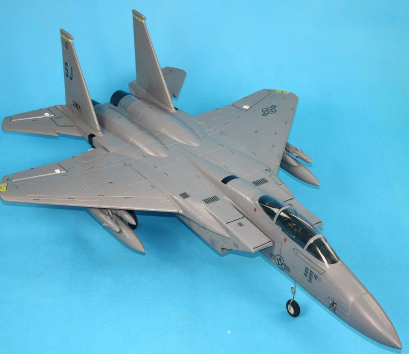 E-Do F-15 64mm EDF RC Jet, Returned Item