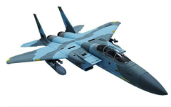 Freewing F-15 Eagle 64mm EDF Jet RTF