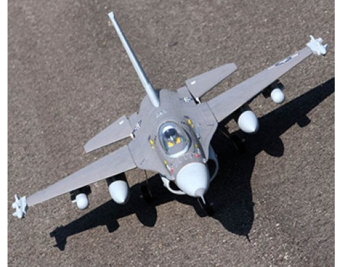 ROC F-16 Falcon 64mm EDF Electric RC Jet Ready-To-Fly