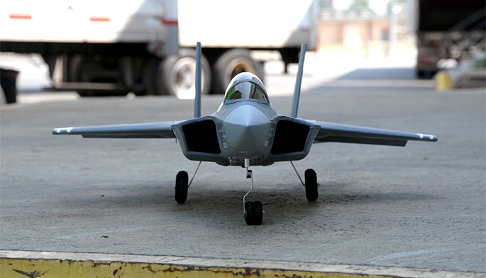 F-35 64mm Electric Ducted Fan Radio Control Jet Ready-To-Fly