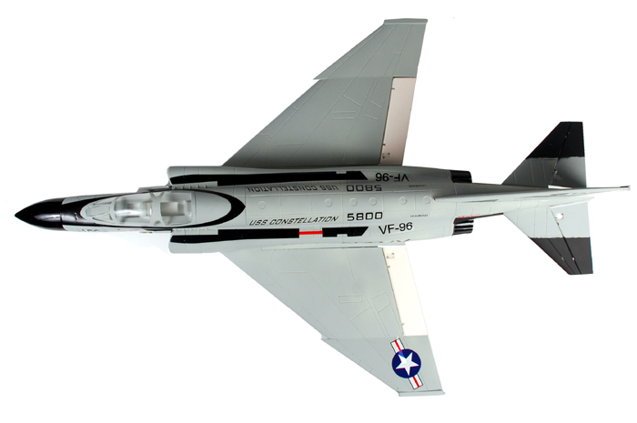 F4 Phantom 64MM Electric Ducted Fan Jet EDF� Ready to Fly Powered by Brushless Motor