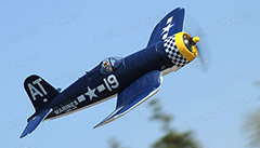 F4U Corsair 1450mm Warbird Electric RC Airplane Plane Radio Controlled PNP Installed With Motor/ESC/Servos/Propeller/Retracts