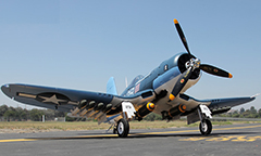 LX Super F4U Corsair V2 1600mm/63'' RC Airplane Warbird PNP