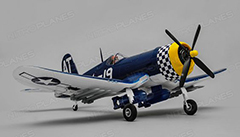 F4U Corsair 800mm Wingspan EPO Electric RC Plane PNP