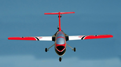 Fiberglass 100mm EDF Electric RC Jet Airplane ARF