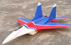 Flyfly Mig-29 Twin 90mm EDF RC Jet Kit Version