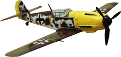 Freewing Mini BF-109 650mm Electric R/C RCAirplane Plane PNP
