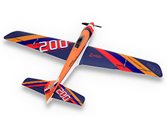 HSD Furious200 High Speed 51'' RC Glider Kit