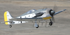 TopRC FW-190 1200mm/47in EPO Electric RC Airplane Kit Version