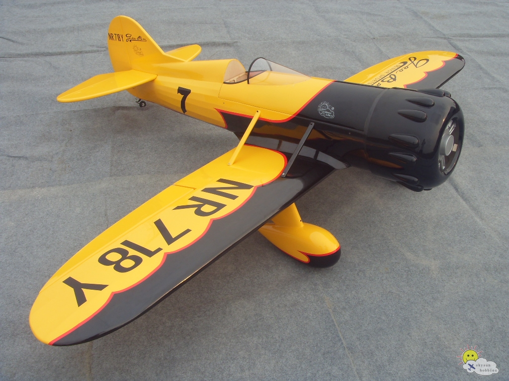 Gee Bee Y 50CC 97.4'' RC Airplane Y