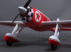 HSD Gee Bee R3 1400mm RC Plane PNP