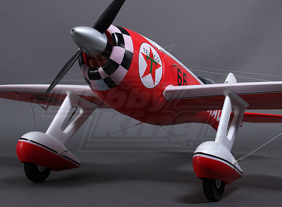 HSD Gee Bee R3 1400mm RC Plane Kit
