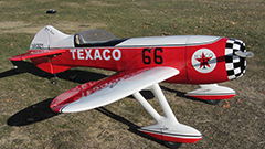 Gee Bee R3 Gas 30cc 1850mm/73'' RC Plane ARF