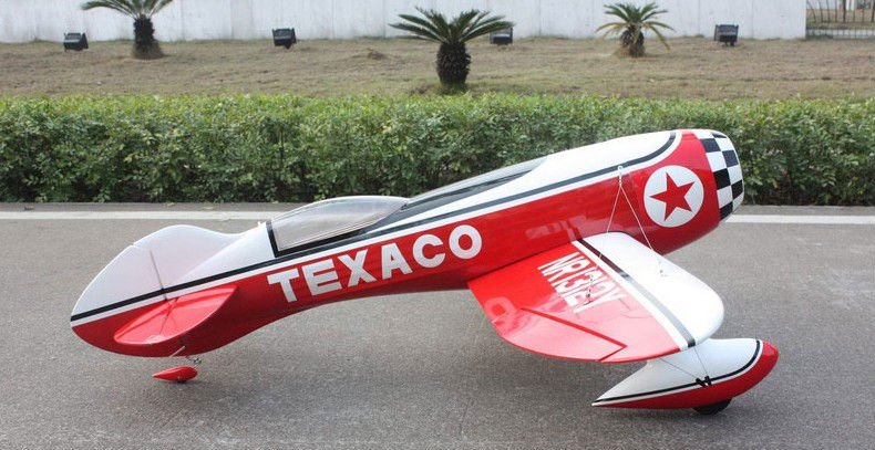 Goldwing ARF Gee Bee R3 20CC Gas RC Airplane