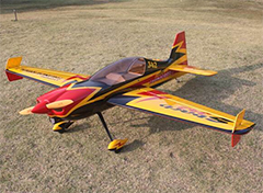 Goldwing ARF-Brand Sbach 342 50CC 89''/2266mm Carbon Fiber Aerobatic RC Plane D