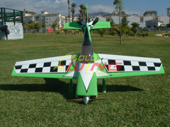 Goldwing MX-2 30CC 73'' V3 RC Airplane Version 3 Green