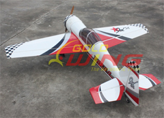 Goldwing Yak 54 30CC 73'' RC Airplane White