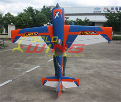 Goldwing Extra 260 50CC 88''/2235mm RC Airplane Blue B