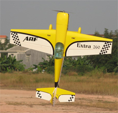 Goldwing ARF Brand Extra 260 26CC 70in RC Airplane ARF A