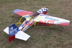 Goldwing Extra 300LP 73''/1860mm 30CC Aerobatic RC Airplane with Carbon Fiber Parts White B