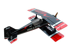 Goldwing Pitts Biplane 60''/1250mm 30CC V3 With Carbon Fiber Parts Black C