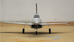 EF2000 EuroFighter Typhoon Brushless 64mm EDF RC Jet Ready-to-Fly Silver