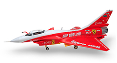 HSD J-10 105mm Bypass EDF 1500mm Wingspan RC Jet V3 Kit Ferrari