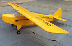 Piper J-3 30cc 92''/2337mm RC Plane ARF