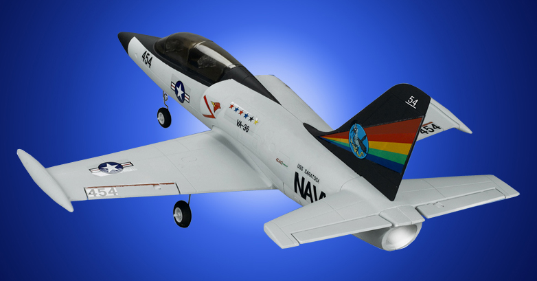 L-39 2.4G Ready-To-Fly Electric Brushless EDF RC Jet AIrplane