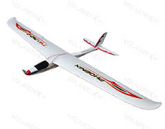 Lanyu Phoenix TW-742-2 Electric RC Glider 54.4'' Wingspan PNP