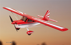 VolantexRC Super Decathlon 1400mm/55.1'' EPO Electric RC Airplane Kit Version