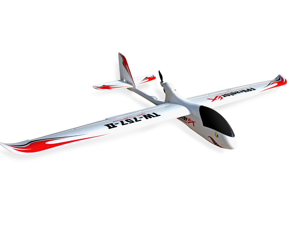 FPV Raptor 2000mm 78'' unibody RC Glider PNP (757-2)