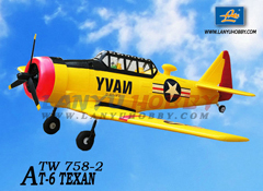 Texan AT-6 Navy Jumbo 1400mm Electric RC Airplane Ready-To-Fly