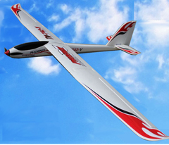 Lanyu Phoenix Evolution 2600mm/103'' RC Glider Airplane (742-5) Kit
