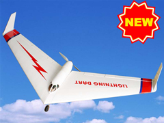 Lightning Dart Flying Wing 46 70'' Nitro/Electric ARF