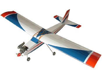 Lucky Star 40 65.2'' Nitro RC Trainer Airplane ARF