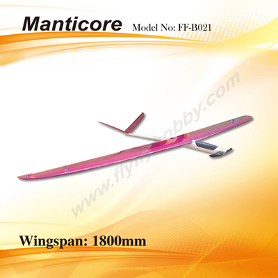 Flyfly Manticore Electric 1.8m Electric Glider