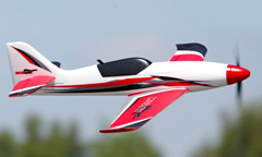 FreeWing Moray Sport Racer 31.5'' Electric RC Airplane PNP, Fast Plane!