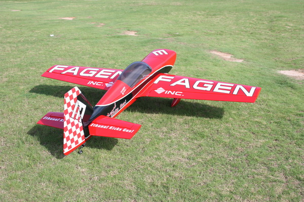 Skyline MX-2 50 57'' B Aerobatic RC Plane ARF