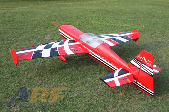 Goldwing ARF-Brand MX-2 50CC 88'' C Carbon RC Airplane New Version