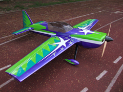 Skyline MX-2 50CC 88'' 2235mm Aerobatic RC Airplane Carbon Version B