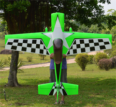 Skyline MX-2 50CC 88'' 2235mm Aerobatic RC Airplane Carbon Version