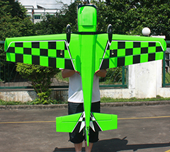 Goldwing ARF-Brand MX-2 72'' Electric RC Airplane ARF Green A Carbon Version