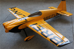 Skyline MXS-R 30CC Breitling B 75''/1915mm Aerobatic RC Airplane ARF