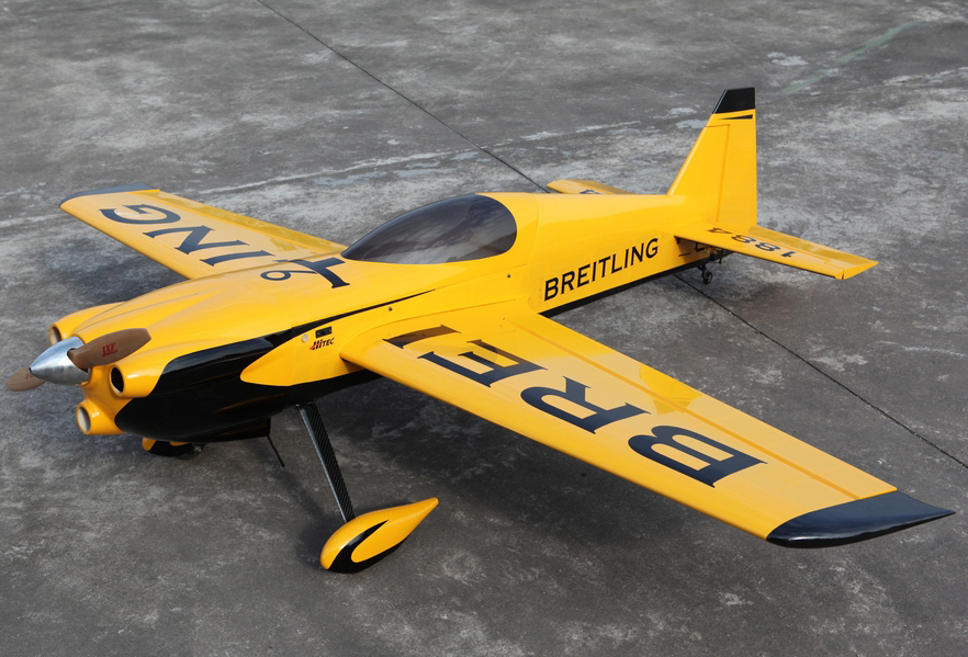 MXS-R 50CC 89'' Carbon Aerobatic RC Airplane