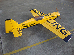 Skyline MXS-R 70 60'' RC Airplane B Breitling